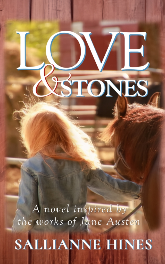 Book cover of Love & Stones by Sallianne Hines
