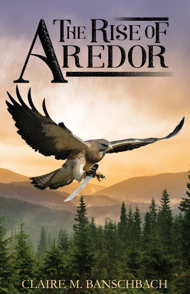 Cover of Rise of Aredor by Claire M. Banschbach