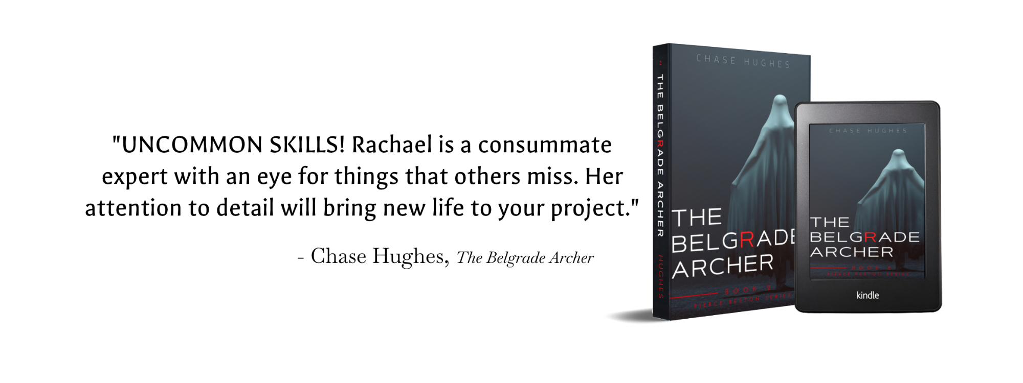 Book design Recommendation from Chase Hughes