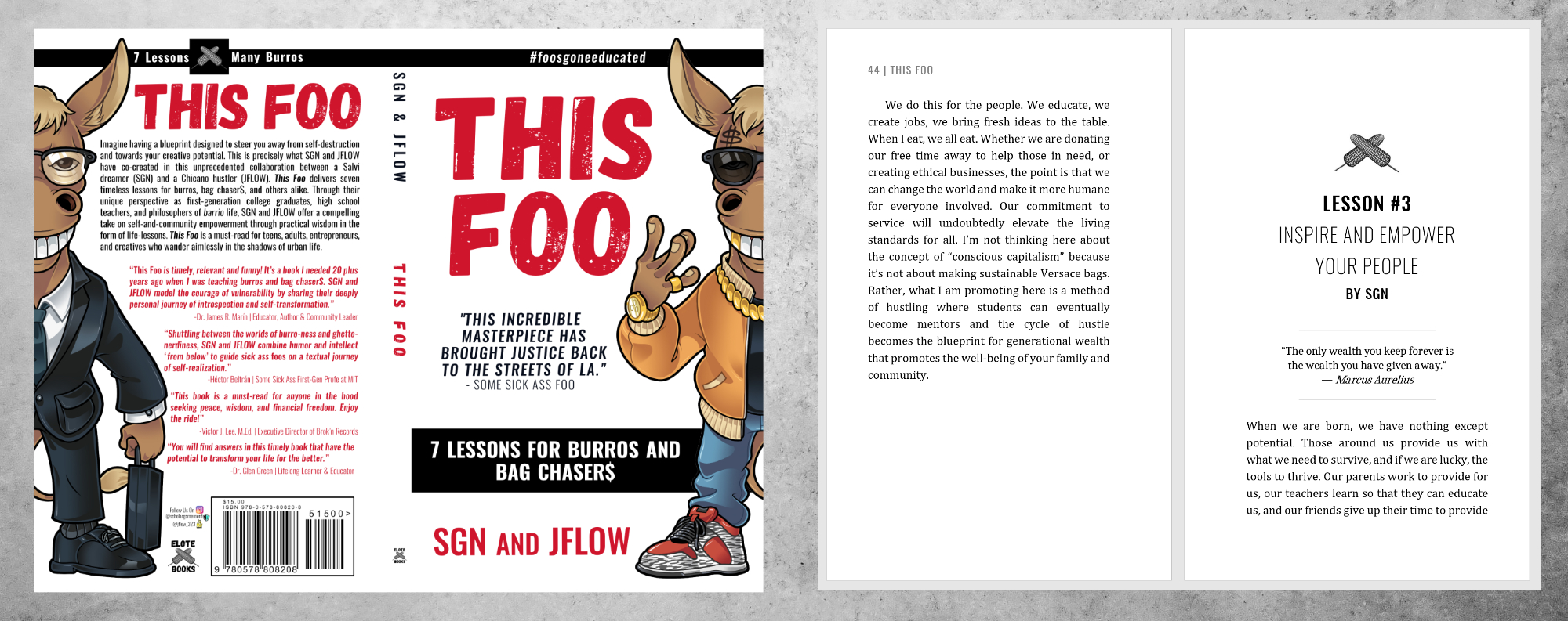 Example image of book This Foo by SGN and JFLOW